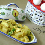 Egg Aviyal Recipe – Mutta Aviyal Recipe | Egg in Thick Coconut Paste – Kerala Style