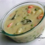 Vegetable Kurma -Kerala Style Vegetable Kurma |kothiyavunu.com