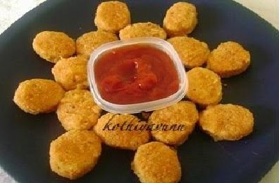 Breaded Chicken Nuggets Recipes | Baked Chicken Nuggets Recipes