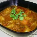 Fried Potato Curry