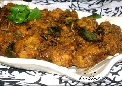 Chicken Ularthiyathu Recipe – Sauteed Chicken Fry Recipe