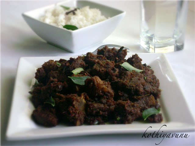 Chettinad Mutton Chukka Varuval-Spicy Lamb Dry Curry ...