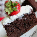 On Being Two – Celebrating with Moist Chocolate Cake Recipe with Vanilla Icicng