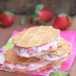 Max & Ruby's Frozen Berry Waffle Cookie Sandwiches Recipe