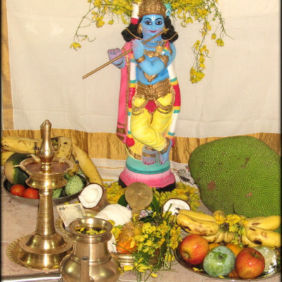 Happy Vishu & Vishu Sadya-Kerala Sadya Recipes
