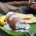 Puttu Recipe – Kerala Puttu Breakfast Recipe