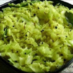 Cabbage-thoran-stir-fry