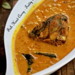 Meen thala curry-Kallushappu Curry -Fish head curry |kothiyavunu.com