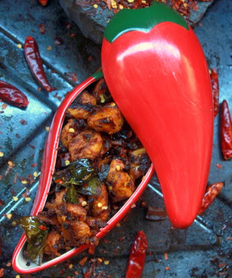 Kerala Chilli Chicken Recipe – Spicy Chilli Chicken Recipe