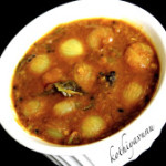 Ulli-Onion Sambar