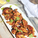 Spicy Chicken Wings -Kerala Style