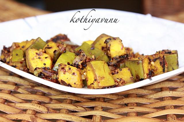 Kaya-Ethakka Mezhukkupuratti