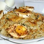 Egg Biryani Recipe | Mutta Biryani Recipe – Kerala Style