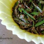 Vendakka Mezhukkupuratti – Upperi | Okra Stir Fry – Kerala Style
