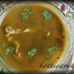 Chettinad Kozhi Rasam Recipe | Nadan Kozhi-Chicken Rasam | South Indian Chicken Soup Recipe