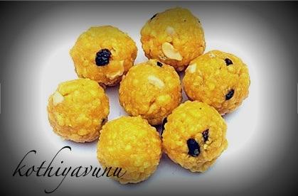Boondi Laddu Ladoo Recipe Bundi Laddu Recipe Diwali Sweets Kothiyavunu Com