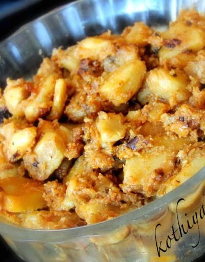 Urulakkizhangu Upperi Recipe – Spicy Potato Fry Recipe