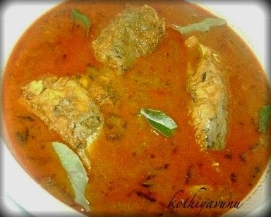 how to make meen curry kerala style