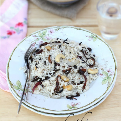 Ney Choru-Ghee Rice-Malabar Special
