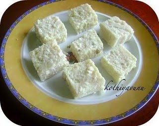 Paneer Kalakand Recipe – Kalakand Recipe -Traditional Method