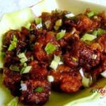 Gobi Manchurian Recipe – Dry version