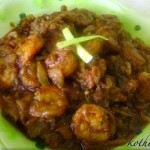 Chemmeen Masala /Spicy Prawn/Shrimp Masala
