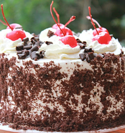 Black Forest Cake – Gateaux