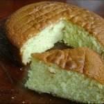 Butter Cake – Bakery Style