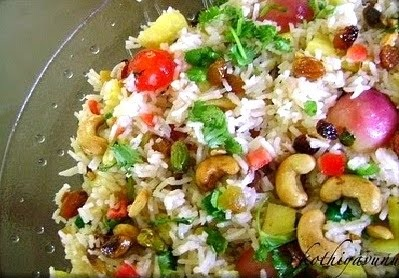 Kashmiri Pulao – Pulav | How to make Kashmiri Pulao