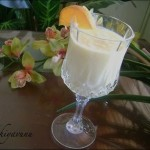 Orange Pineapple Honey Smoothie Recipe