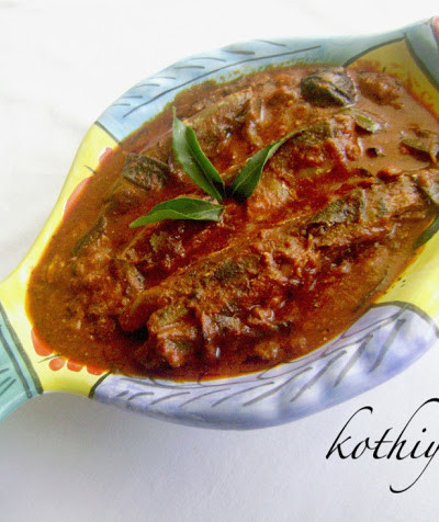 Nadan Mathi Curry Recipe – Chaala Curry Recipe | Kerala Sardines Curry Recipe