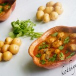Kashmiri Dum Aloo /Dum Aloo /Baby Potatoes in Yogurt Curry