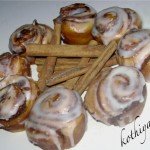 Cinnamon Rolls Recipe – Cinnamon Buns Recipe and Happy New Year!