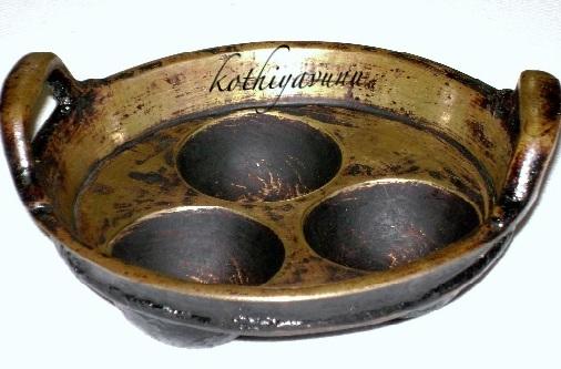 Unniyappam Mould-Appam Karal |kothiyavunu.com