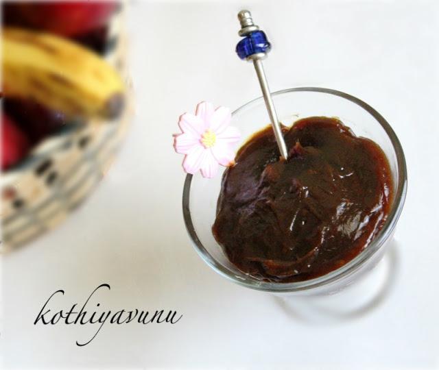 Chakka Varatti-Jackfruit Jam