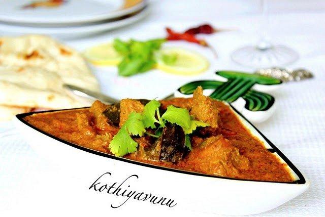 Rogan Josh - Kashmiri Lamb Curry |kothiyavunu.com