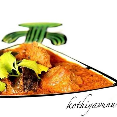 Rogan Josh – Kashmiri Lamb Curry