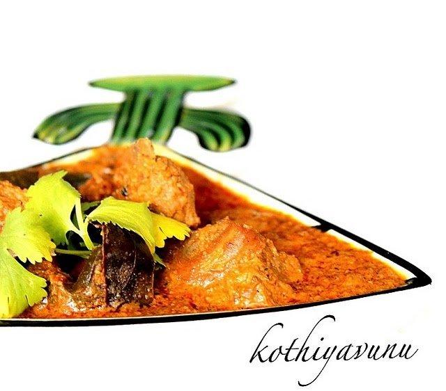 Rogan Josh - Kashmiri Lamb Curry | kothiyavunu.com