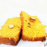 Mango Almond Farina Bread – Mango Almond Rava Cake Recipe