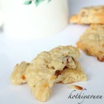 Oatmeal, Coconut & Pecan Cookies Recipe