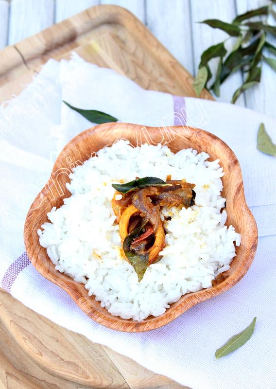 Kerala Spicy Squid Roast -Nadan Koonthal-Kanava Roast |kothiyavunu.com