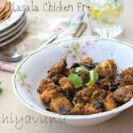 Easy Masala Chicken Fry |kothiyavunu.com