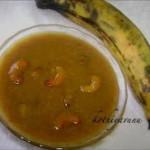Nenthra Pazham Pradhaman |Banana Payasam |kothiyavunu.com