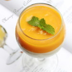 Mango Panna Cotta Recipe – Panna Cotta with Mango Gelee