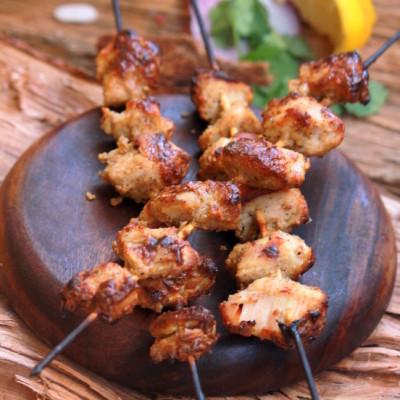 Chicken Malai Kabab – Afghan Murg Malai Tikka Recipe