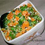 carrot beans thoran |kothiyavunu.com
