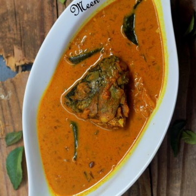 Meen Thala Curry – Kerala's Kallu Shappu Special | Fish Head Curry – Toddy Shop Special