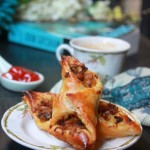 Chicken Puffs Recipe – Bakery Style | Spicy Chicken Puffs Recipe