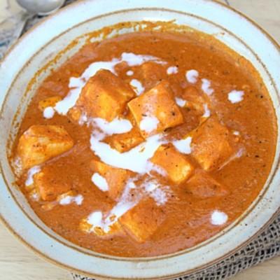 Paneer Butter Masala-Paneer Makhani Recipe