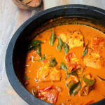 Fish Tomato Curry -Thakkali Meen Curry |kothiyavunu.com